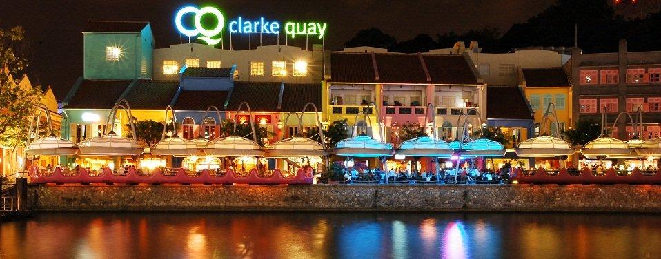 ميناء ورصيف boat Clarke