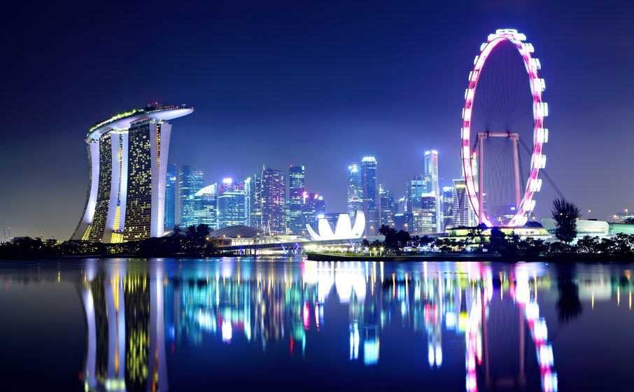 سنغافورة فلاير (Singapore Flyer )