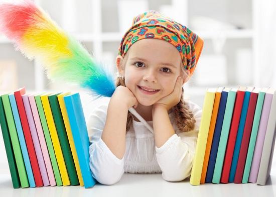 ضرورة تعليم الأطفال القيام بالأعمال المنزلية